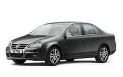 VolkswagenJetta 5-е поколение 2005-2011, коврики в салон