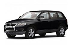 VolkswagenTouareg 1-е поколение 2002-2010, коврики в салон