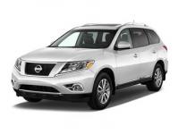 Nissan Pathfinder 4 (R52) 5 мест 2014 и новее, ковры в салон