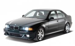 BMW 5 (E39) 4-е поколение 1995-2004, коврик в багажник