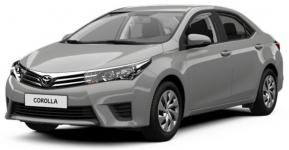Toyota Corolla (E160, E170) 11-е поколение 2013 - наст. время, коврики в салон