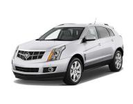Cadillac SRX ll 2010 - 2016, коврики в салон