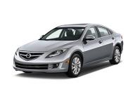 Mazda 6 (GJ) (дорестайл) 3-е поколение 2012-2015, коврик в багажник