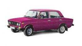 Lada (ВАЗ) 2106 1976-2006, автоковрики