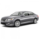 Honda Accord 9 2013 и новее, ковры в салон