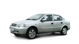 Chevrolet Viva 2004-2008, салонные коврики