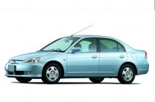Honda Civic Ferio 3-е поколение правый руль 2000-2006, коврики в салон