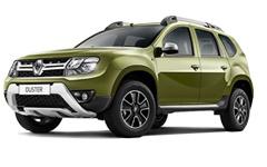 Renault Duster 2015 и новее, автомобильные коврики