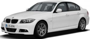 BMW 3 (E90/E91/E92/E93) 5-е поколение 2005-2012, ковры в салон