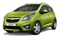 Chevrolet Spark 3 2010 - 2015, автомобильные коврики