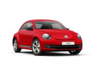 Volkswagen Beetle A5 2 хэтчбек 3дв. 2013-2016, ковры в салон