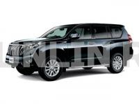 Toyota Land Cruizer Prado 150, 2013 и новее, коврики в салон