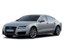 Audi A7 1-е поколение 2010-2018, коврики в салон