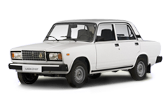 Lada (ВАЗ) 2107 1982-2012, коврики в салон