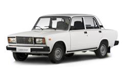 Lada 2107, коврики в салон
