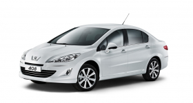 Peugeot 408 1-е поколение 2012 - наст. время, ковры в салон