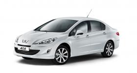 Peugeot 408 2011 и новее, ковры в салон