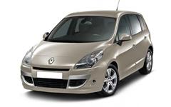 Renault Scenic 3-е поколение 2009-2016, коврики в салон