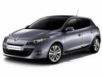 Renault Megane (хетчбек 5 дв) 3-е поколение 2008-2016, коврики