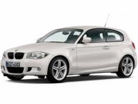 BMW 1 (E81/E82/E87/E88) 1-е поколение 2004-2007, коврики в салон
