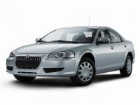 ГАЗ Волга Siber 2008-2010, коврик в багажник