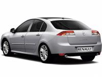Renault Laguna 3-е поколение 2007-2015, коврики в салон