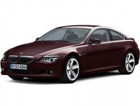 BMW 6 (E63/E64) 2-е поколение 2003-2010, ковры в салон