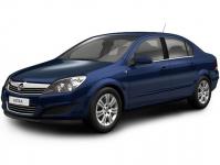 Opel Astra H (седан/универсал) 2004-2014, автомобильные коврики