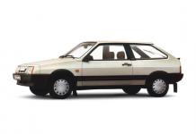 Lada Samara 2108-15 1984 и новее, ковры в салон
