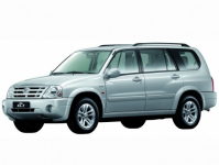 Suzuki Grand Vitara 2-е поколение (XL-7) (5D) 1997-2006, автоковрики