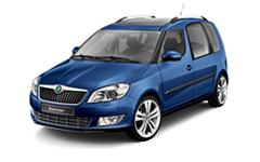 Skoda Roomster 1-е поколение 2006-2015, автомобильные коврики