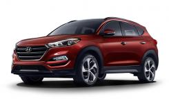HyundaiTucson 2015 и новее, коврики в салон
