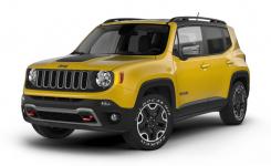 Jeep Renegade Limited 4WD 2014 - наст. время, коврики в салон