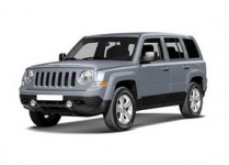 Jeep Liberty (Patriot) (MK) 2006-2016, коврики в салон