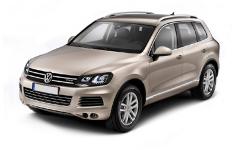 VolkswagenTouareg 2-е поколение 2010-2018, коврик в багажник