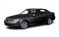 SAAB 9-5 1-е поколение 1997 - 2010, автоковрики