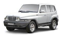 ТагАЗ Tager 2008-2011, автомобильные коврики