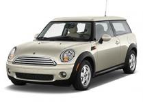 Mini Clubman 1-е поколение 2007-2010, коврики