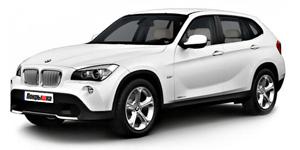 BMW X1 (E84) 1-е поколение 2009-2015, коврик в багажник