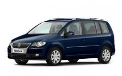 VolkswagenTouran 1-е поколение 2006-2010, автомобильные коврики