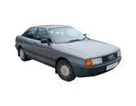 Audi 80 B3 1986 - 1991, ковры в салон