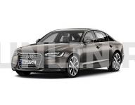 Audi A6 (C7) 2011 и новее, коврики в салон