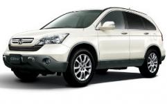 HondaCR-V 3-е поколение 2006-2012, коврик в багажник