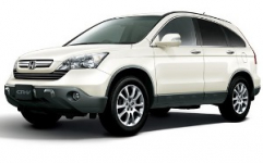HondaCR-V 3-е поколение 2006-2012, коврики в салон