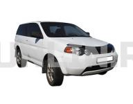 Honda HRV 1 5d правый руль 1998-2006, коврики в салон