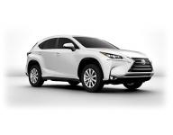 Lexus NX (200) 2014 - наст. время, автомобильные коврики