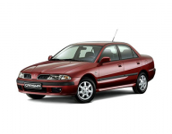 Mitsubishi Carisma 1-е поколение (рестайл) 1999-2004, автомобильные коврики