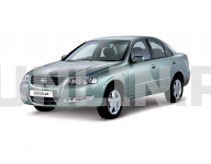 Nissan AlmeraClassic 2006 - 2013, ковры в салон