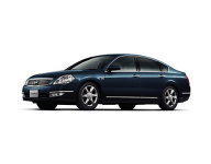 Nissan Teana (правый руль) 1-е поколение 2003-2008, автомобильные коврики