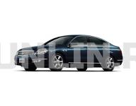 Nissan Teana 1 правый руль 2003 - 2008, автомобильные коврики